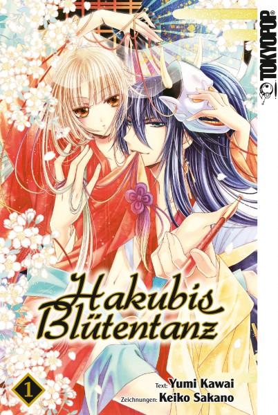 Hakubis Blütentanz, Band 01