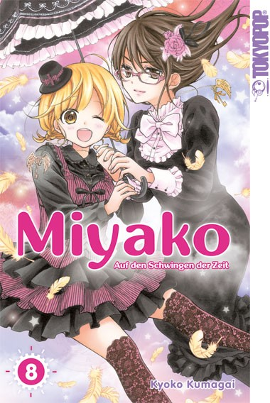 Miyako – Auf den Schwingen der Zeit, Band 08