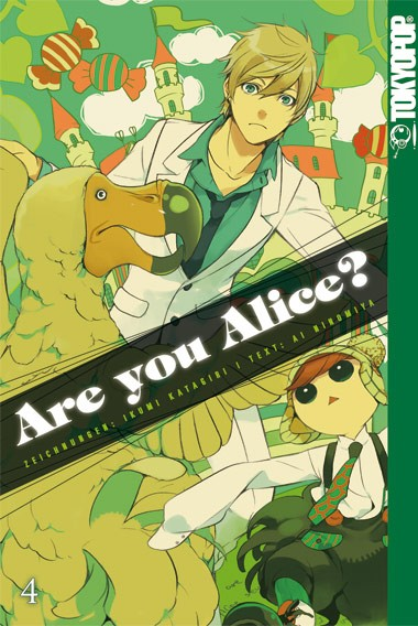 Are you Alice?, Band 04