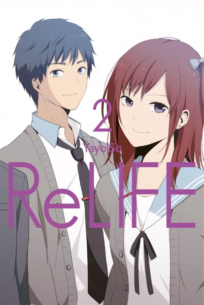 ReLIFE, Band 02