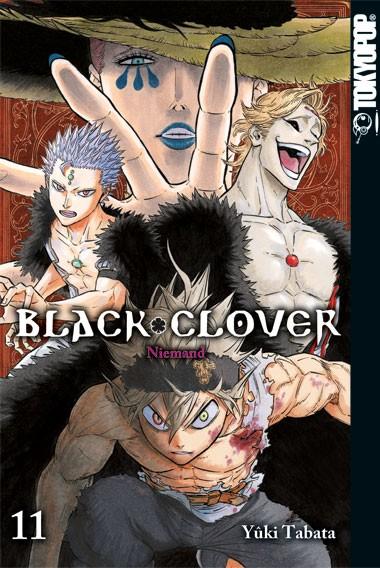 Black Clover – Niemand, Band 11
