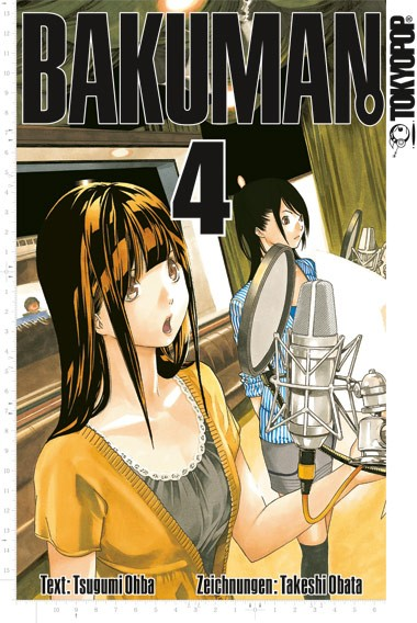 Bakuman., Band 04