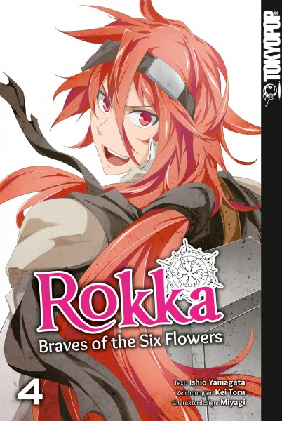 Rokka – Braves of the Six Flowers, Band 04 (Abschlussband)