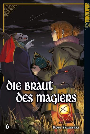 Die Braut des Magiers, Band 06