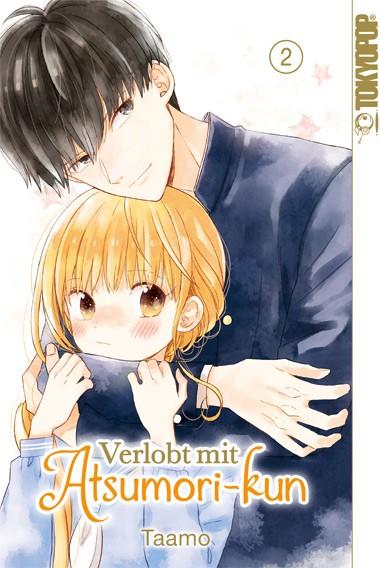 Verlobt mit Atsumori-kun, Band 02