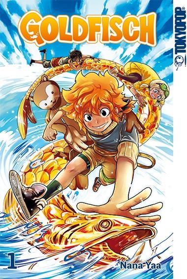 Goldfisch, Band 01