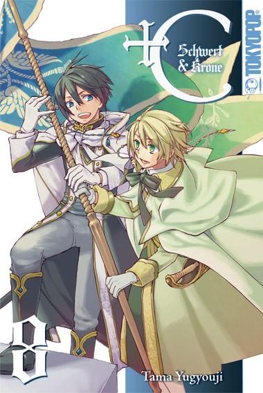 +C: Schwert & Krone, Band 08