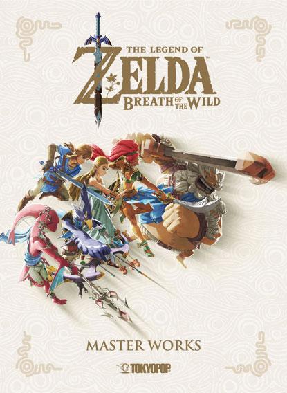 The Legend of Zelda: Artbooks