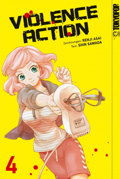 Violence Action, Band 04