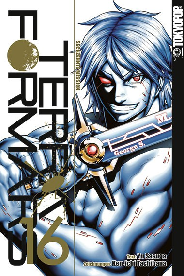 Terra Formars, Band 16