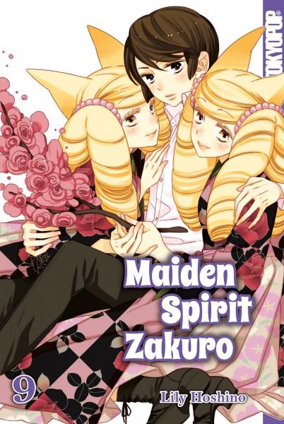 Maiden Spirit Zakuro, Band 09