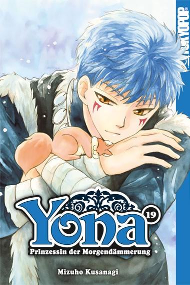 Yona - Prinzessin der Morgendämmerung, Band 19