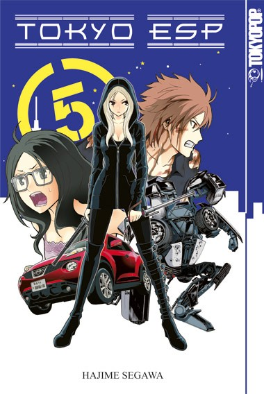 Tokyo ESP, Band 05