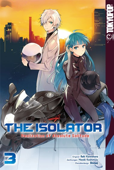 The Isolator – Realization of Absolute Solitude, Band 03