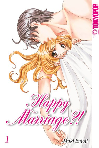 Happy Marriage?!, Sammelband 01