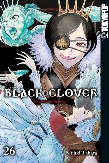 Black Clover – Schwarzer Schwur, Band 26