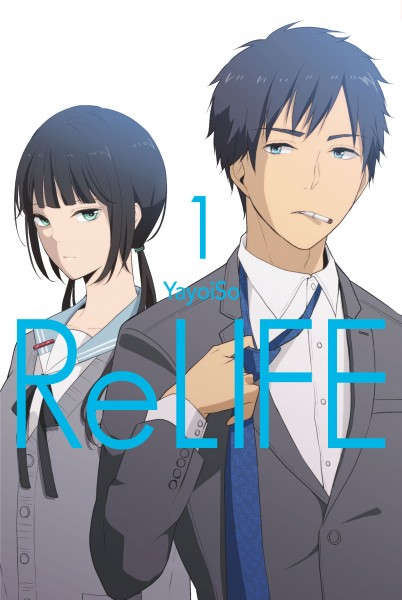 ReLIFE, Band 01