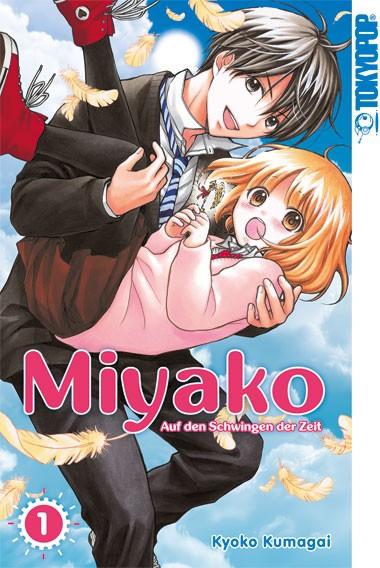 Miyako – Auf den Schwingen der Zeit, Band 01