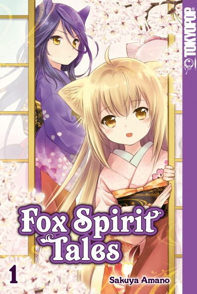 Fox Spirit Tales, Band 01