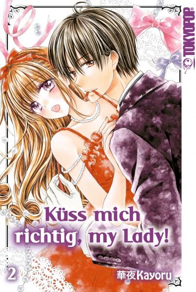 Küss mich richtig, my Lady!, Band 02