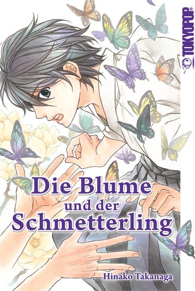 Die Blume und der Schmetterling