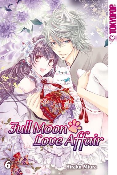 Full Moon Love Affair, Band 06 (Abschlussband)