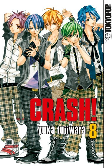 Crash!, Band 08