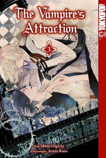 The Vampire's Attraction, Band 03