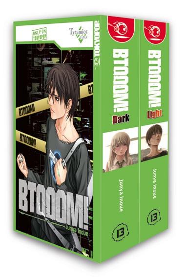 BTOOOM!, Box 05