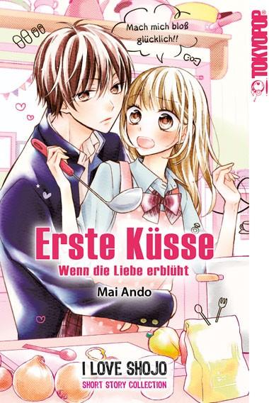 Erste Küsse – Wenn die Liebe erblüht, Einzelband