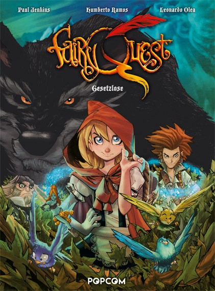 Fairy Quest, Band 01: Gesetzlose