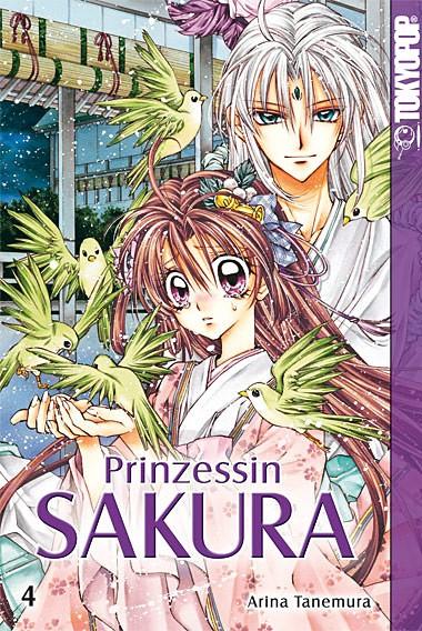 Prinzessin Sakura, Band 04