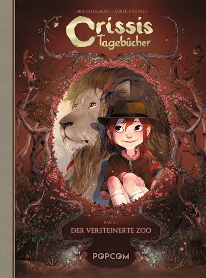 Crissis Tagebücher, Band 01: Der versteinerte Zoo
