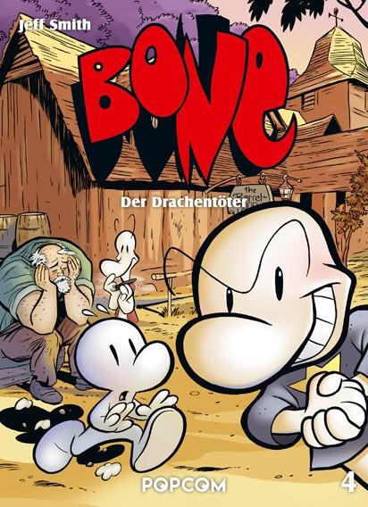 Bone, Band 04: Der Drachentöter