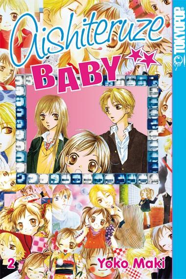 Aishiteruze Baby ★★, Band 02