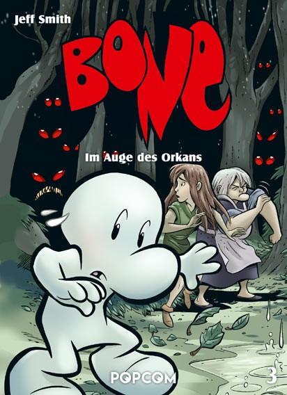 Bone, Band 03: Im Auge des Orkans