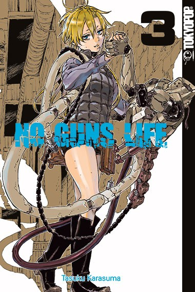 No Guns Life, Band 03