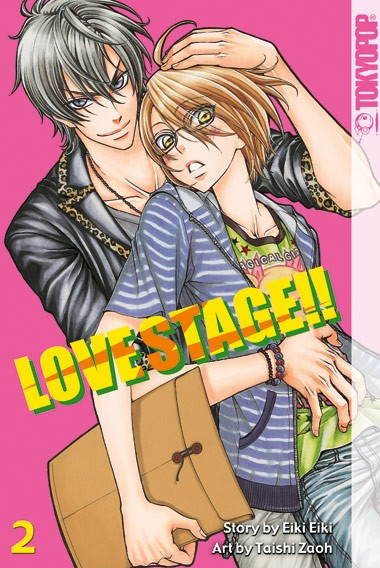 Love Stage!!, Band 02