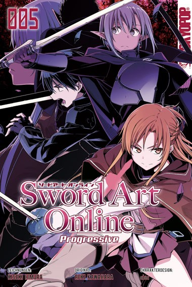 Sword Art Online – Progressive, Band 05