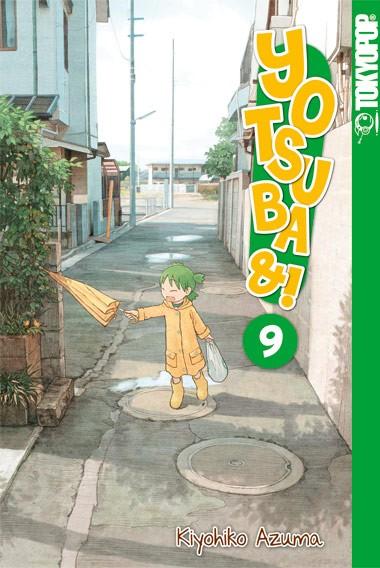 Yotsuba&!, Band 09