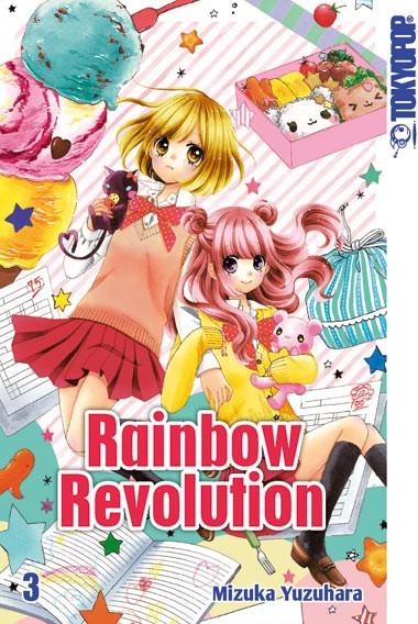 Rainbow Revolution, Band 03