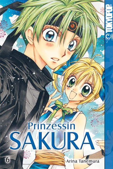 Prinzessin Sakura, Band 06
