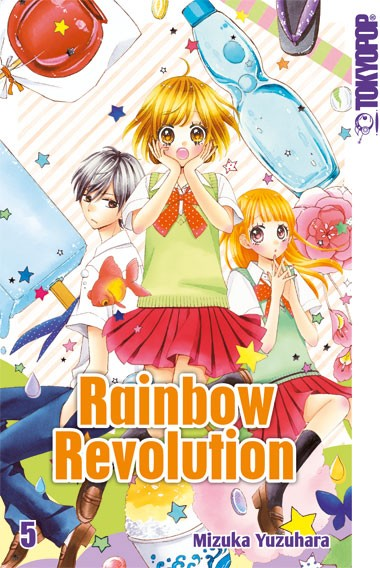 Rainbow Revolution, Band 05