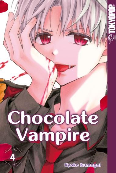 Chocolate Vampire, Band 04