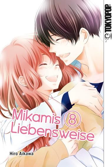 Mikamis Liebensweise, Band 08 (Abschlussband)