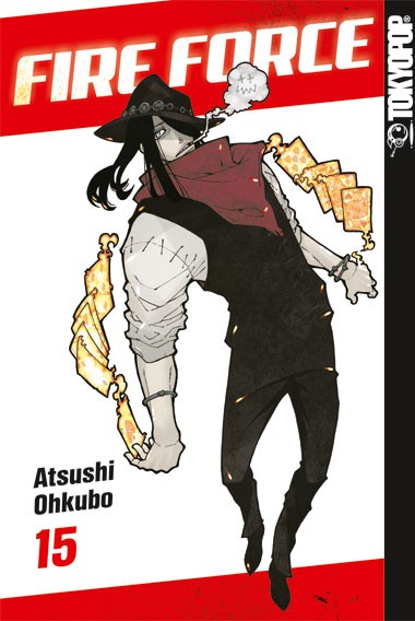 Fire Force, Band 15