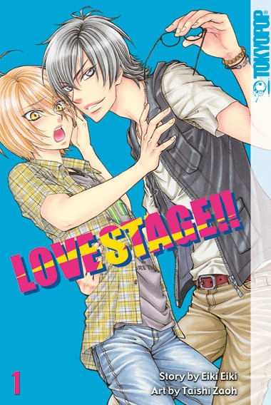 Love Stage!!, Band 01