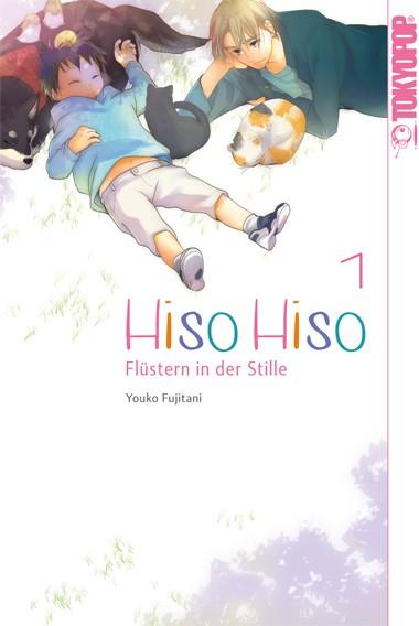 Hiso Hiso - Flüstern in der Stille, Band 01