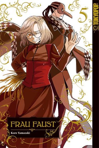 Frau Faust, Band 05 (Abschlussband)