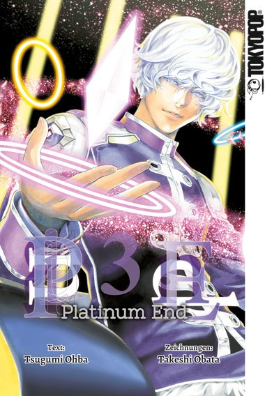 Platinum End, Band 03